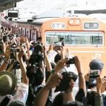 JR大阪環状線の顔「103系電車」ラストラン