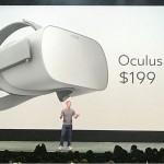 パソコン不要、VRゴーグル「オキュラス・ゴー」