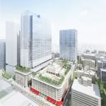 東京・日本橋に大型ショッピングセンターが開業