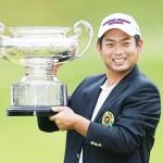 池田勇太、プロの技と意地で3年ぶりの優勝