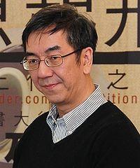 作家の陶傑(チップ・ツァオ)氏