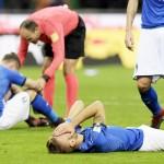 イタリア猛攻実らず、60年ぶりに予選敗退を喫す