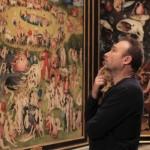 知識人らが三連祭壇画「快楽の園」の謎に迫る