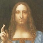 510億円、ダビンチのキリスト画がNYで競売