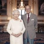 エリザベス英女王とフィリップ殿下、結婚70周年