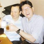 海自時代の金井宣茂さん、合格信じトレーニング