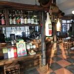林百貨店5階の日本食コーナー。おでんがコンビニ価格で美味しく食すことができる