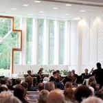 シベリウスが新婚旅行で訪問した北カレリア地方のリエクサで開かれたシベリウス・コンサート