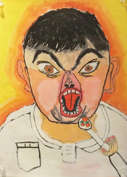 自画像展「自分を見つめ、自分を描く」