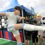 香港でもアニメ「キャプテン翼」は人気がある