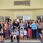 米国婦人福祉協会が視察旅行