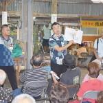 「那覇市民の台所」農連市場解体に店主ら猛反発