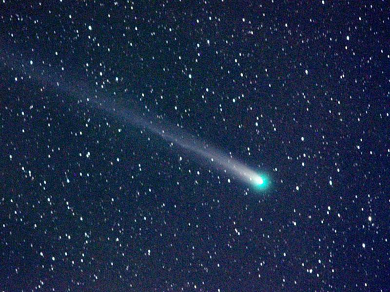 ラブジョイ彗星が見頃に