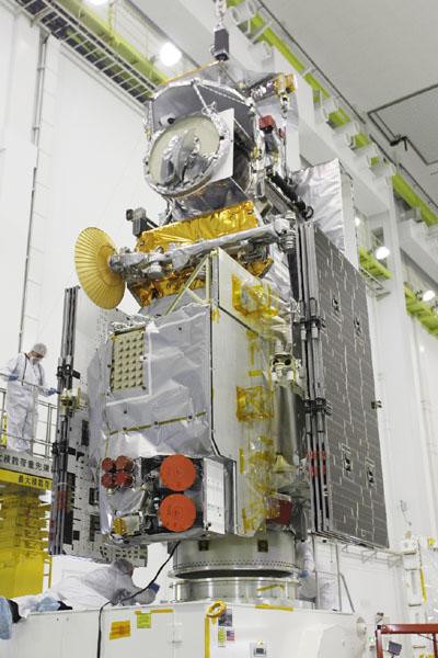 来年2月末、H2A打ち上げ