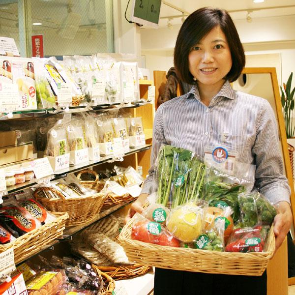 通販会社、福島産そろえて農家を応援