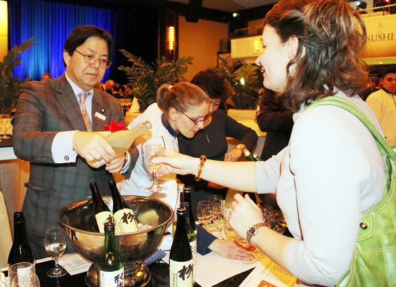 無形文化遺産「和食」をベルリンで紹介