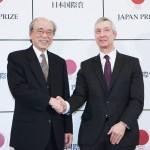 日本国際賞、光通信レーザーの末松安晴氏に