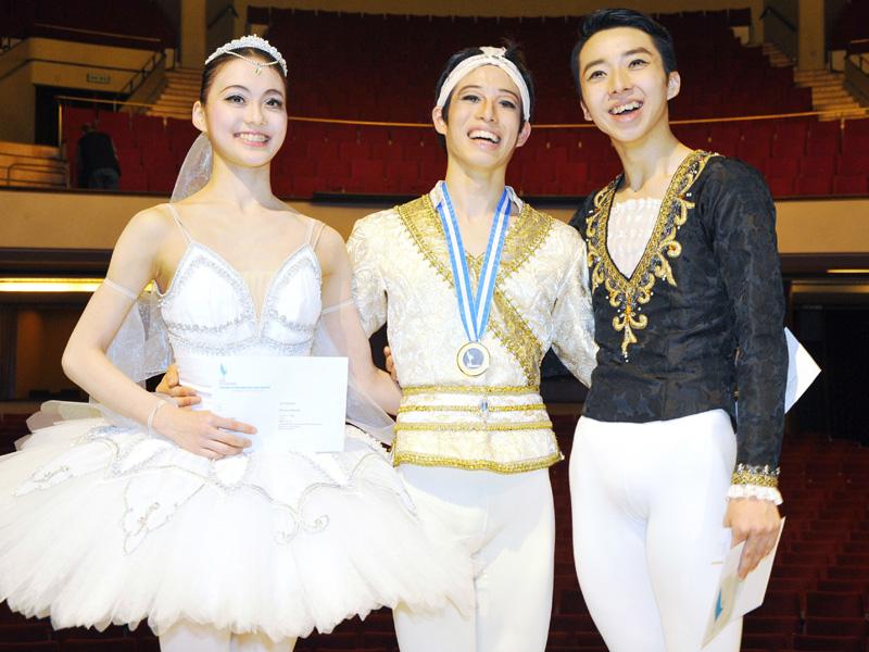 ローザンヌ国際バレエ、二山治雄さんが優勝
