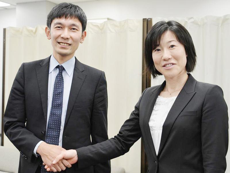 元五輪代表の佐藤敦之氏・美保さんが京セラへ