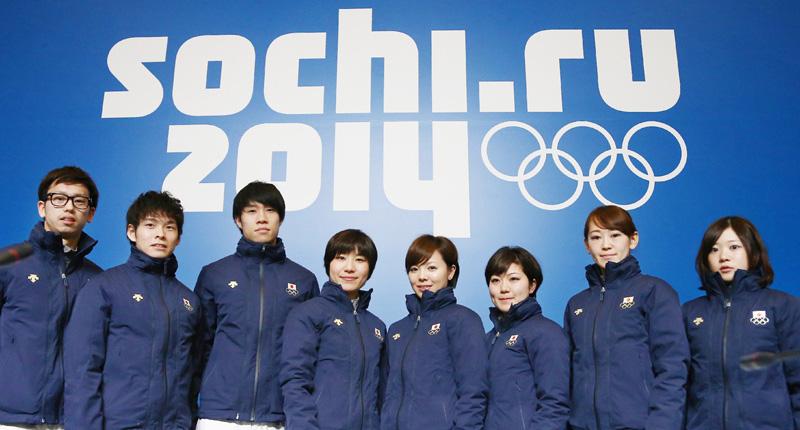 ソチ五輪が開幕、ロシア初の冬季大会