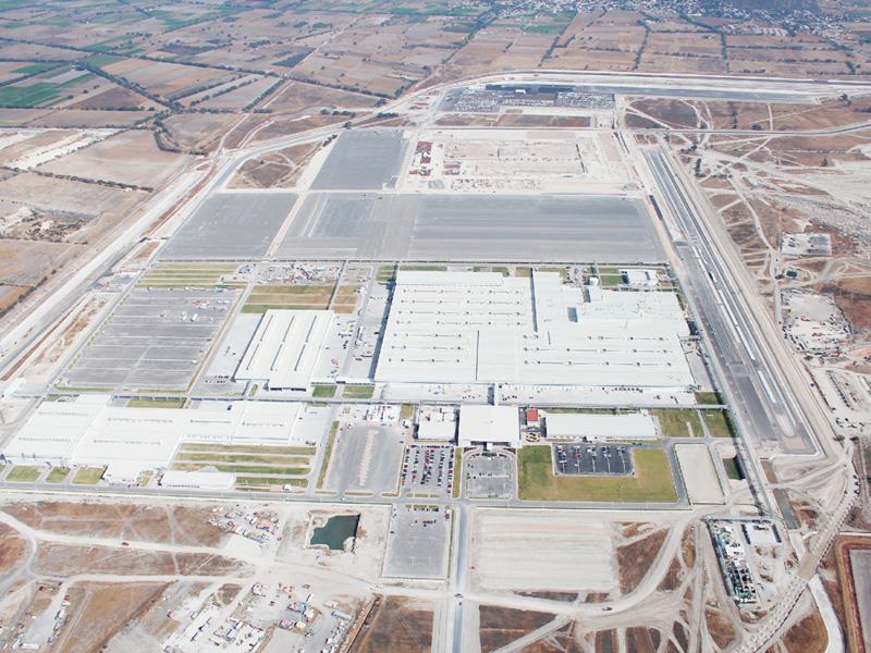 ホンダ、メキシコで2カ所目の新車両工場を稼働