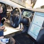 携帯見本市、ネットが変える未来の生活