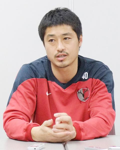 「東北人魂」の鹿島アントラーズ・小笠原選手