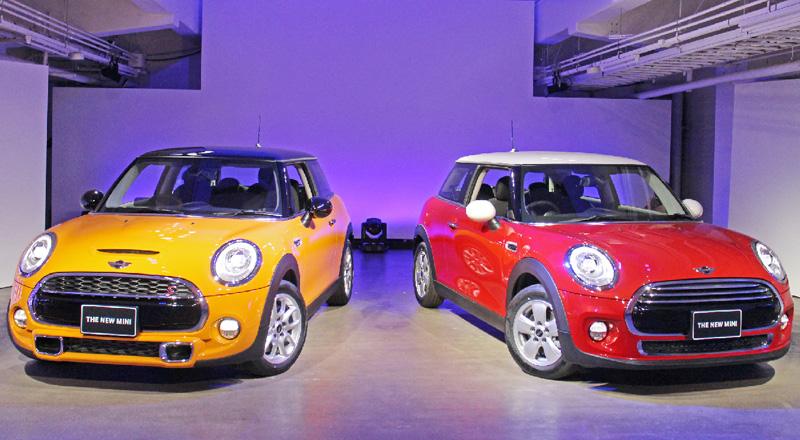 独BMW、新型小型車「MINI」全面改良
