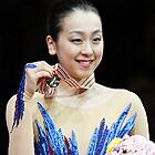 浅田が女王に返り咲き、試練乗り越え達成感