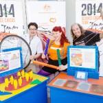 移動教室「科学ツアー」が豪から日本へ