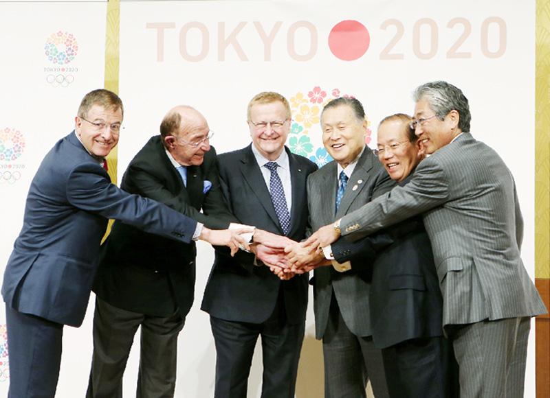 「今後が楽しみ」、IOCが準備状況を評価