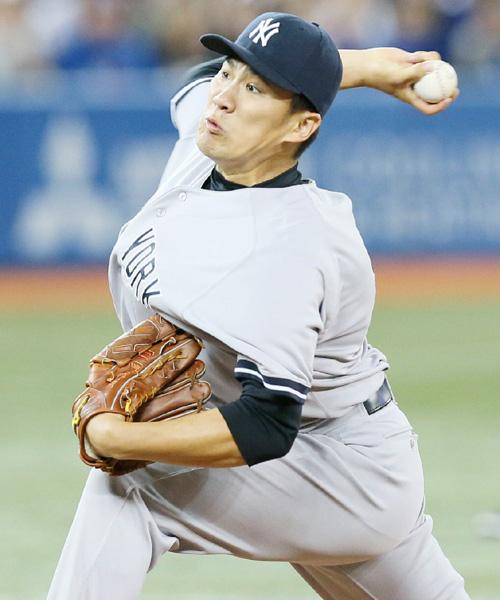 田中将がデビュー戦で勝利、日米通算100勝