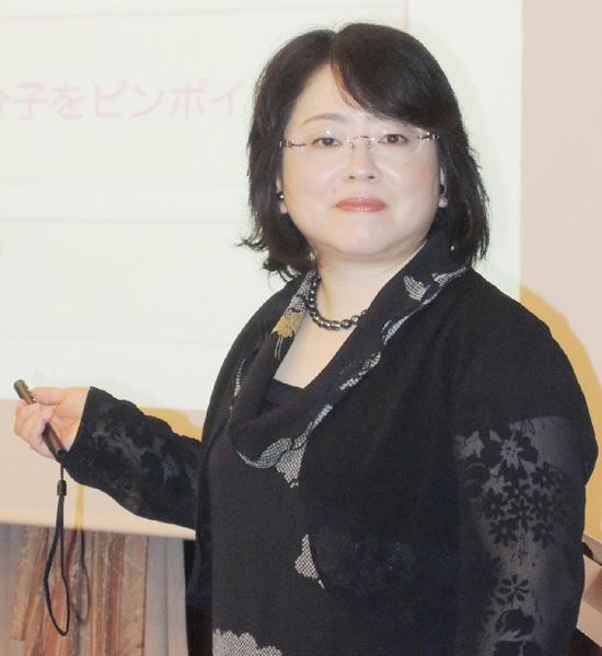 「猿橋賞」に大分大教授の一二三恵美氏