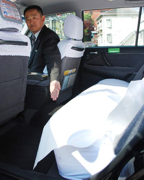 広がる「陣痛タクシー」、妊婦向けサービス急増