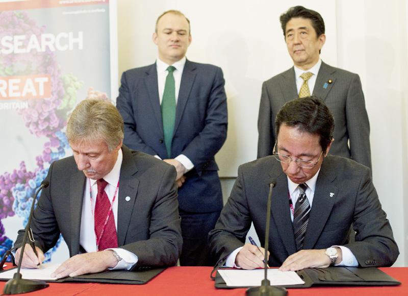 東電、英セラフィールド社と「協力声明」に署名