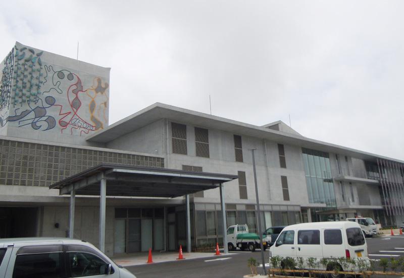 「文教の町」に新庁舎が完成