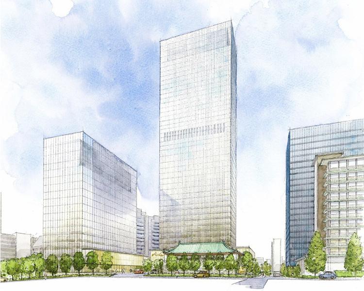 「ホテルオークラ東京」本館の建て替えを発表