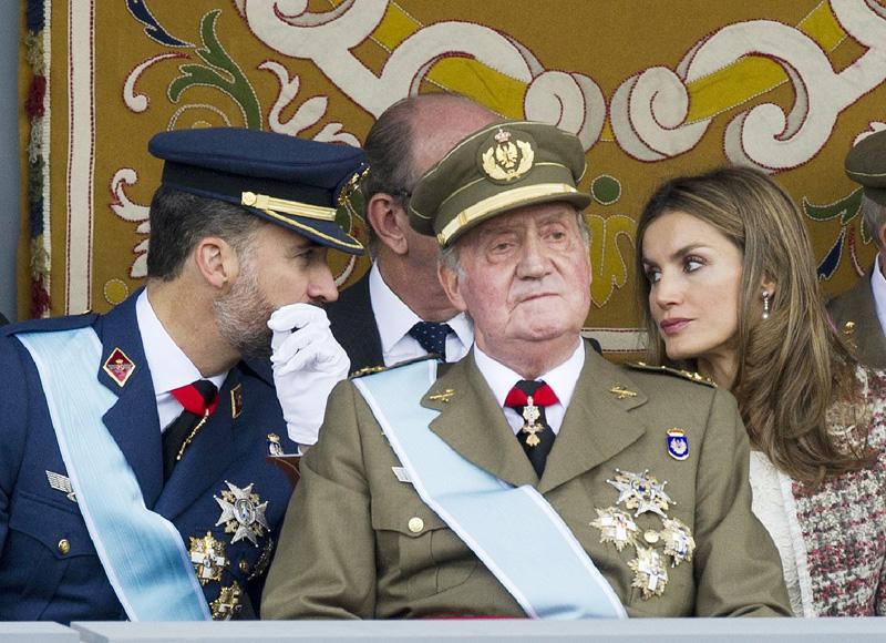 スペイン国王フアン・カルロス1...