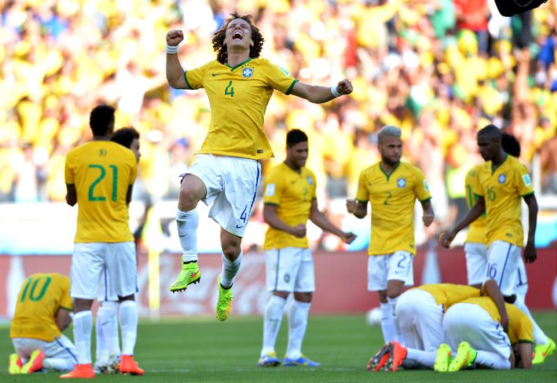 W杯、ブラジルがチリとのPK戦制し準々決勝へ