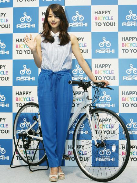 「便利で安心」、スマホで自転車選び