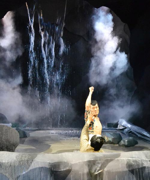 歌舞伎の平成中村座、ニューヨークで復活
