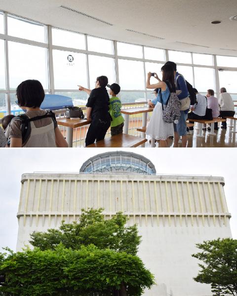 人気の日本海タワーが老朽化、44年の歴史に幕