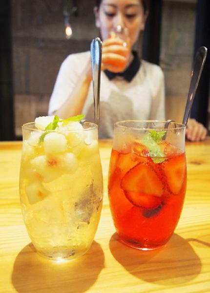 自宅でも「サングリア」、スペイン果実酒が人気