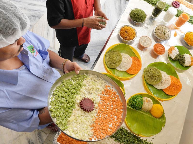 これぞインド料理、独立記念日を祝う