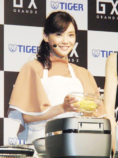 タイガーが調理家電の新高級ブランドを発売