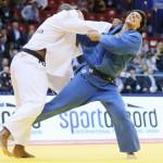 七戸龍、世界柔道選手権で大健闘の銀メダル