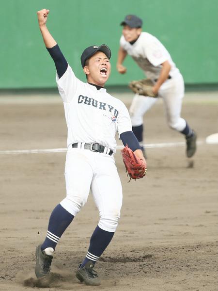 松井1000球投げ抜く、軟式の鉄腕「疲れはない」