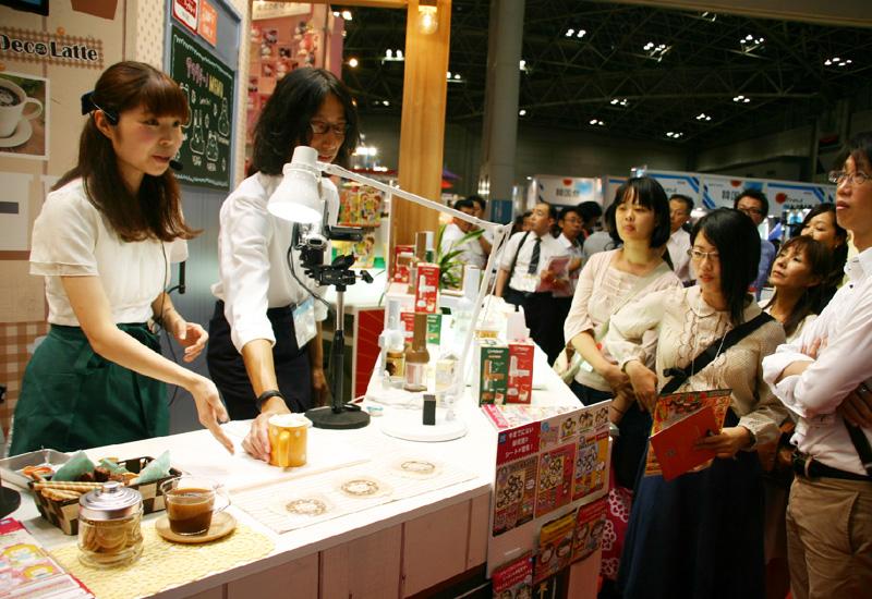 「東京ギフトショー秋」ビッグサイトで開催中
