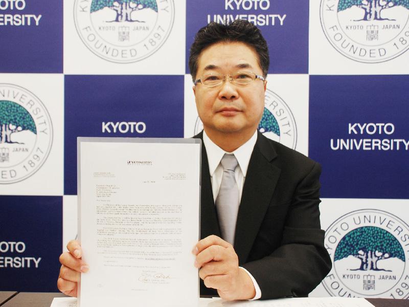 米ラスカー賞に京都大学の森和俊教授