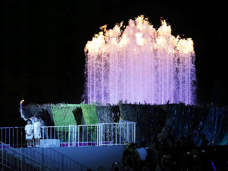 仁川アジア大会が開幕、韓国での開催は3度目